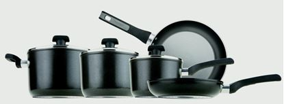 Picture of Prestige Dura Forge Pan Set 5 Piece
