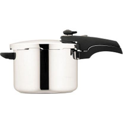 Picture of Prestige Smartplus Pressure Cooker - Stainless Steel 6L