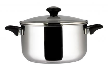 Picture of Prestige Everyday Stockpot Stainless Steel 7.6lt