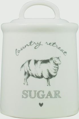 Picture of DMD Country Retreat Sugar Canister