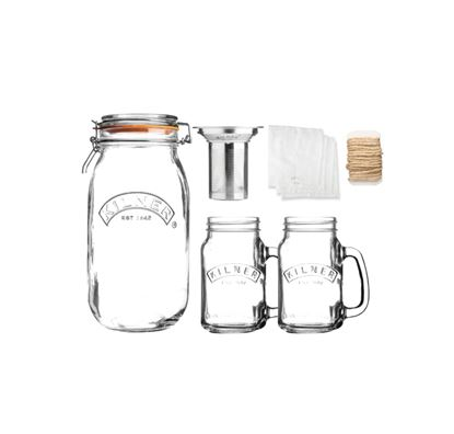 Picture of Kilner Cold Brew Coffee Set