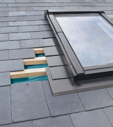 Picture of Fakro Slate Flashing 55cm x 78cm