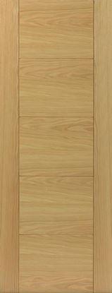 Picture of Jb Kind Tigris Oak Veneer Internal Door 35mmx762mm