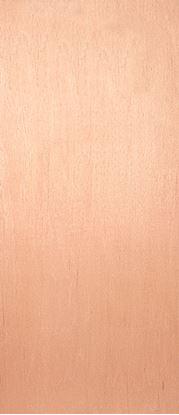 Picture of Jeld Wen External Plywood Faced Fire Door 32 2032 x 813mm 68 x 28