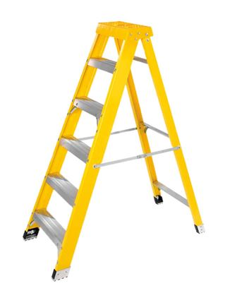 Picture of SupaTool Fibreglass Stepladder 5 Step