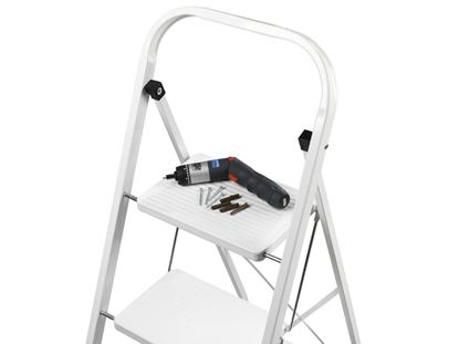 Picture of SupaTool Steel Stepladder 3 Step