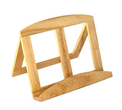 Picture of Zodiac Wooden Cook Book Stand