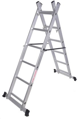 Picture of Titan Multi Five Way Scaffold Aluminium Ladder