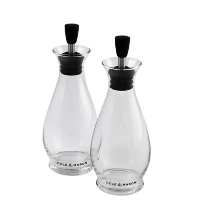 Picture of Cole  Mason Classic Oil Vinegar Pourer Gift Set