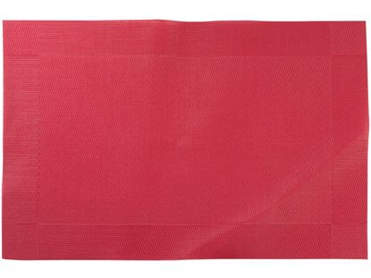 Picture of Creative Tops Vinyl Placemat Red
