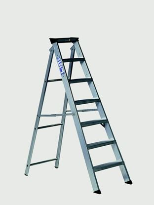Picture of Youngman Group Class One Aluminium Builders Step Ladder 10 Tread