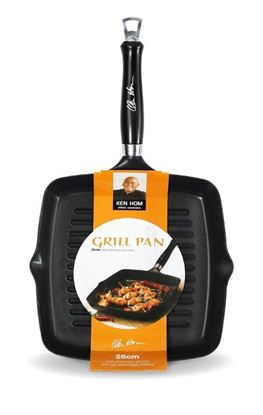 Picture of Ken Hom Grill Pan 25cm