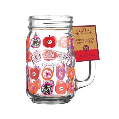 Picture of Kilner Fruit Punch Handled Jar 0.4L