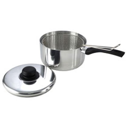 Picture of Pendeford Ruby Collection Polish Chip Pan 20cm