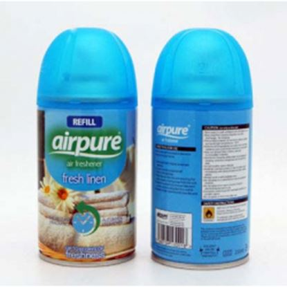 Picture of Airpure Auto Refill 250ml Linen