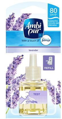 Picture of Ambi Pur Refill 20ml Lavender