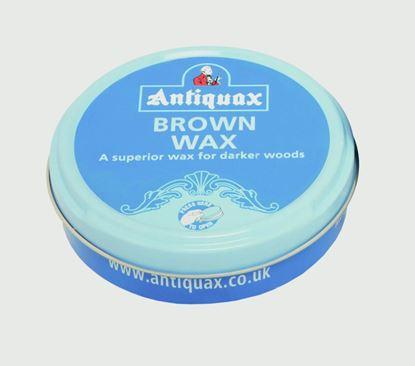 Picture of Antiquax Original Wax Polish Brown - 100ml