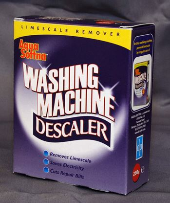 Picture of Aqua Softna Washing Machine Descaler 250g