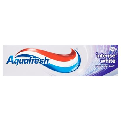 Picture of Aquafresh Intense White Toothpaste 75ml