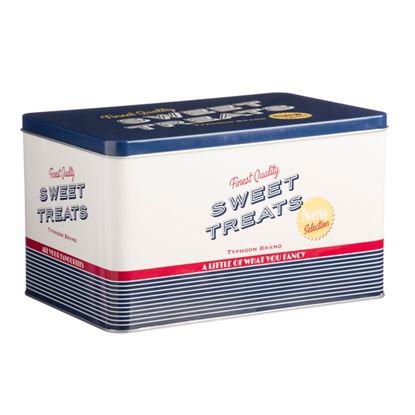 Picture of Typhoon Retrospect Storage Sweet Treats Storage Tin