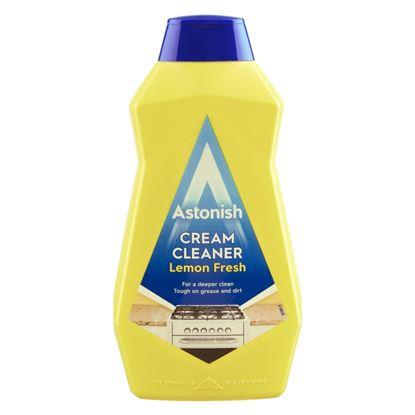 Picture of Astonish Cream Cleaner 500ml Lemon Fresh