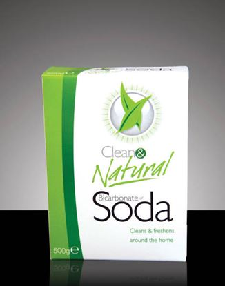 Picture of Clean  Natural Bicarbonate Soda 500g