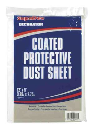 Picture of SupaDec Coated Protective Dust sheet 12 x 9ft