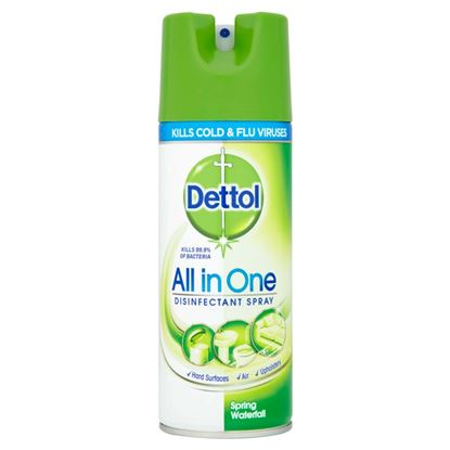 Picture of Dettol Disinfectant Spray 400ml Waterfall