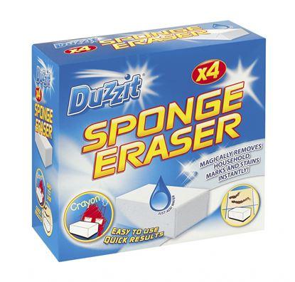 Picture of Duzzit Sponge Eraser 4 Pack