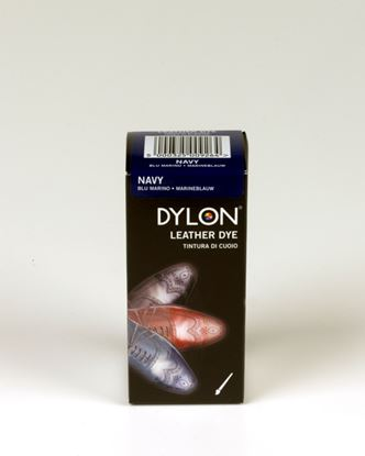 Picture of Dylon Leather Dye 50ml Navy