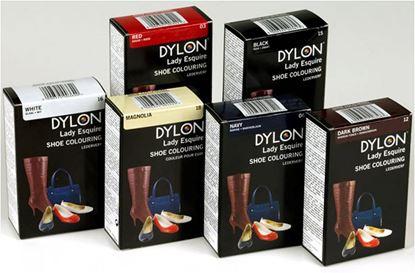 Picture of Dylon Shoe Colour Dark Brown