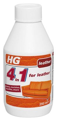 Picture of HG 4 In 1 Leather 250ml