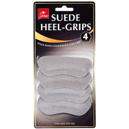 Picture of Jump Suede Heel Grips 4 Pack