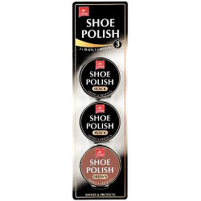 Picture of Jump Assorted Shoe Shine - Tins 3 x 80g