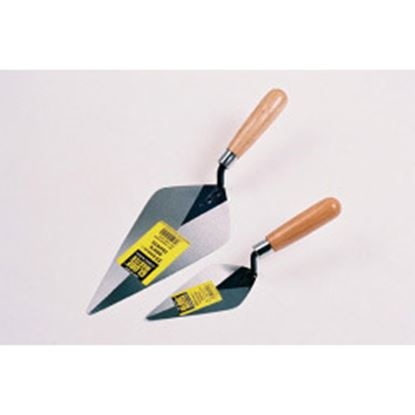 Picture of Globemaster Pointing Trowel with Wood Handle 152mm 6
