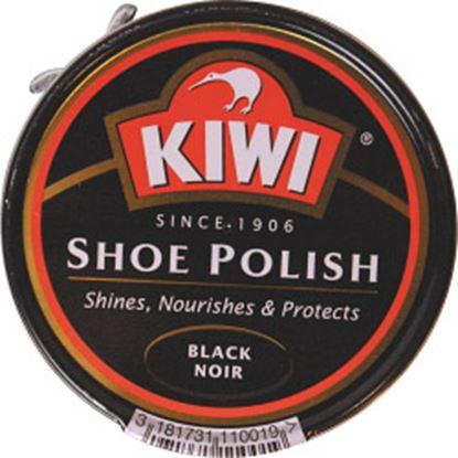 Picture of Kiwi Black Shoe Polish 50ml
