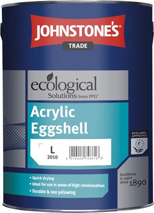 Picture of Johnstones Acrylic Eggshell L 4.75L