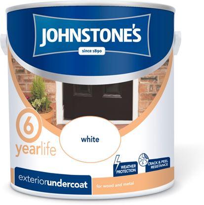 Picture of Johnstones Exterior Undercoat 2.5L White