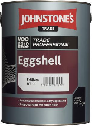 Picture of Johnstones Trade Eggshell Z2 1.975L
