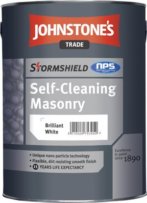 Picture of Johnstones Trade Self Cleaning Masonry L 4.9L