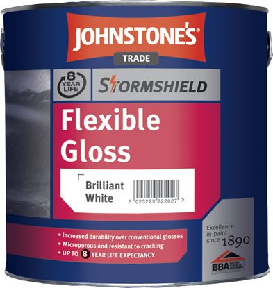 Picture of Johnstones Trade Stormshield Flexible Gloss Z2 1.975L Mixer