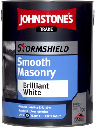 Picture of Johnstones Trade Stormshield Smooth Masonry D 4.625L Mixer