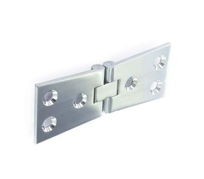 Picture of Securit Chrome counterflap hinges 100mm
