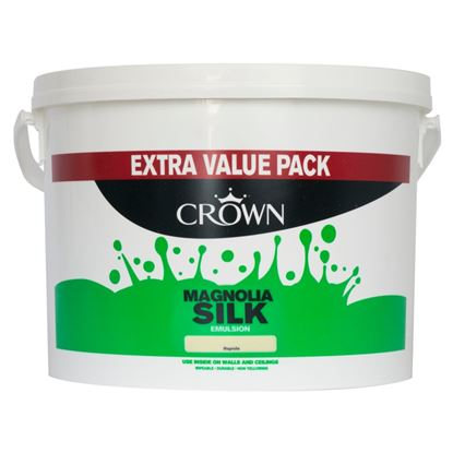 Picture of Crown Silk Emulsion 7.5L Magnolia