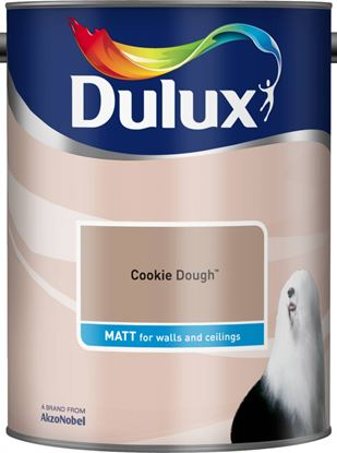 Picture of Dulux Matt 5L Cookie Dough