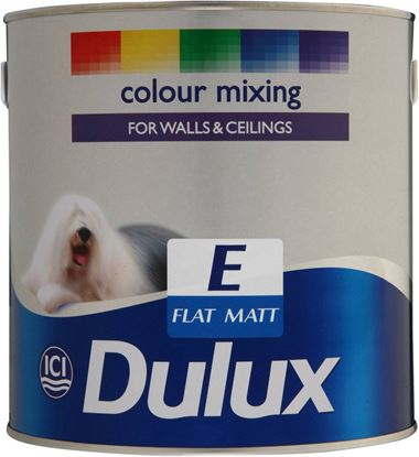 Picture of Dulux Colour Mixing 2.5L Extra Deep Flat Matt