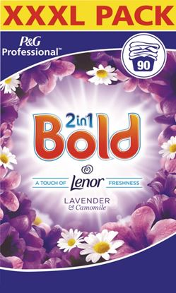 Picture of Bold Professional Washing Powder Lavender  Camomile 90 Scoop