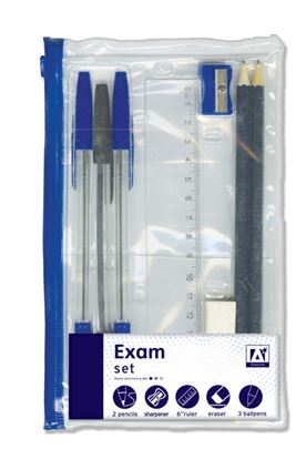 Picture of A Star Clear Filled Exam Set