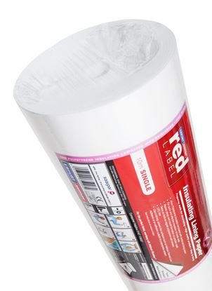 Picture of Erfurt 4mm Insulated Lining Paper 10m