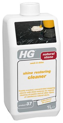 Picture of HG Natural Stone Wash  Shine 1Lt